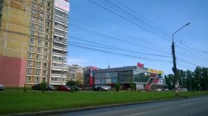 ул.ул. Гайдара ТЦ Март